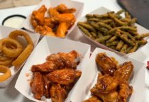 Wing Coop wings (Salt Plate City)
