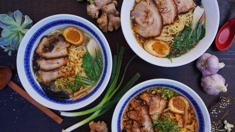Koi Ramen menu