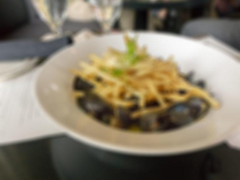 La Caille menu