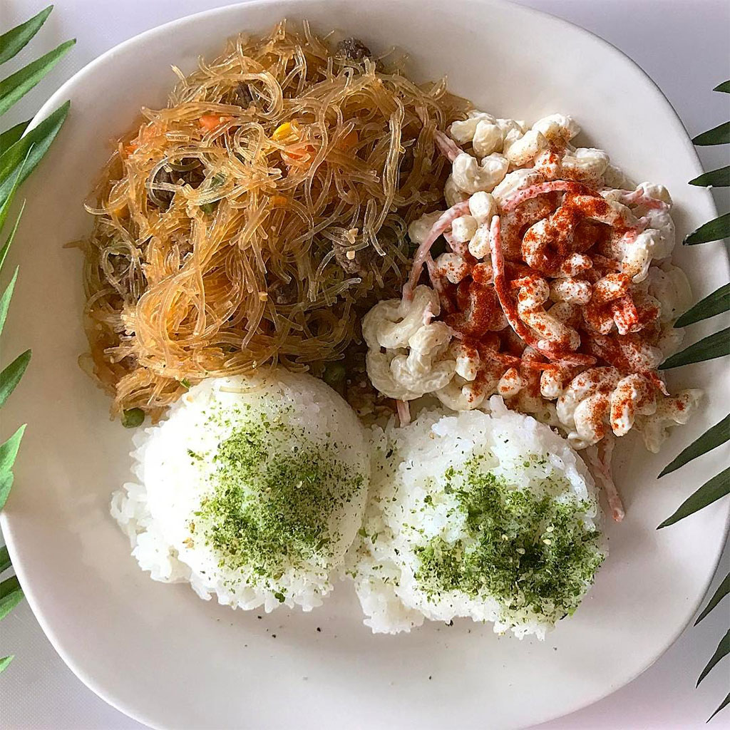 Leila's Luau menu - cuisine (Leila Luau)