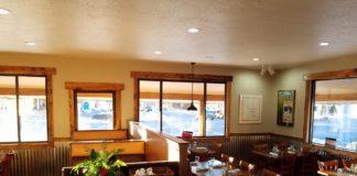 Gateway Grille interior