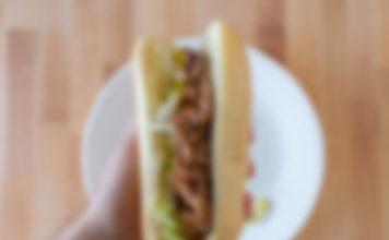 Generic beef sub sandwich