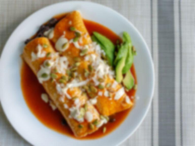 La Cocina Mexican Restaurant menu