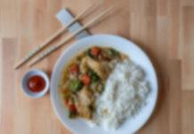 Generic rice dish