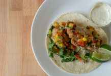 Fish taco - Jamaicas Kitchen