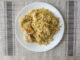 New Golden Dragon - chicken fried rice and dumplings