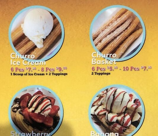 Franco's Churro House - page two