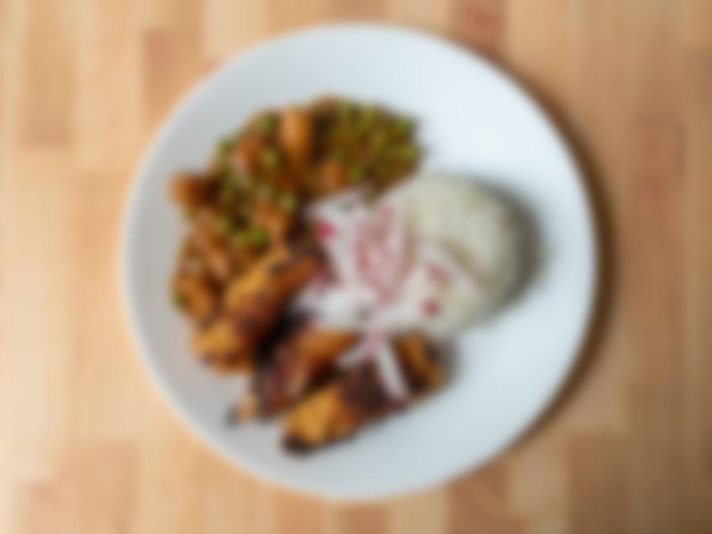 Generic tempura dish