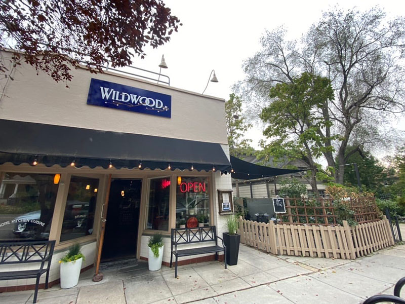 Wildwood in the Avenues of SLC