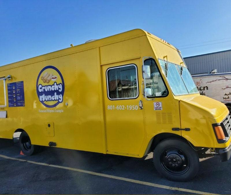 Crunchy Munchy food truck