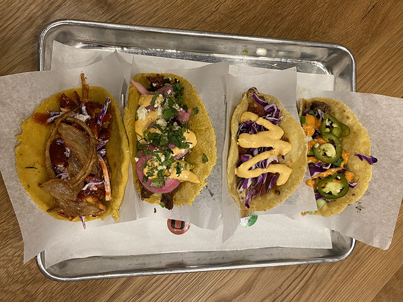 ROCTACO tacos (Salt Plate City)