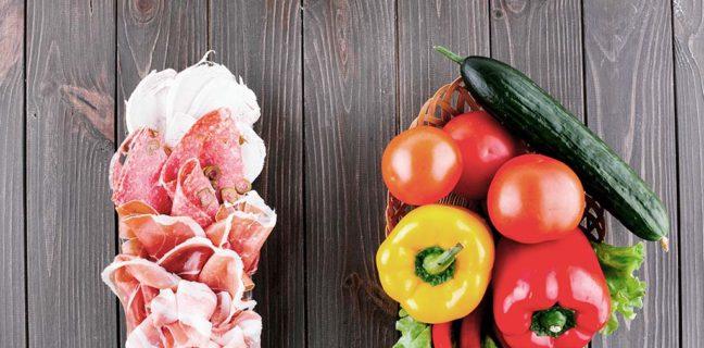 Generic sandwich ingredients (Freepik)