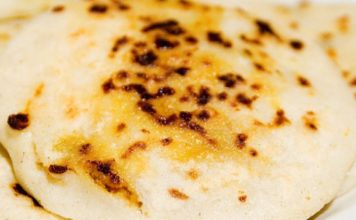 cafe guanco pupusa