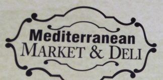 mediterranean market and deli logo