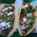 tacos from taco taco in salt lake city