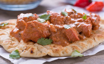 Tandoor Indian Grill - curry and naan, credit Tandoor Indian Grill