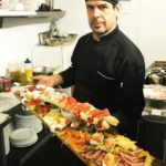 Antica Sicilia menu - Tagliere dello Chef