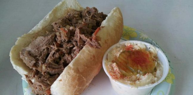 Town And Country Market - turkey pot roast sandwich