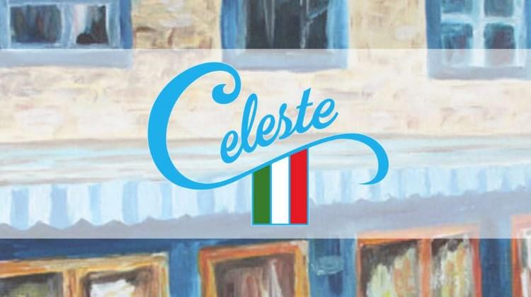 Celeste Ristorante menu logo