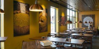 Saffron Valley Sugar House menu - main dining area