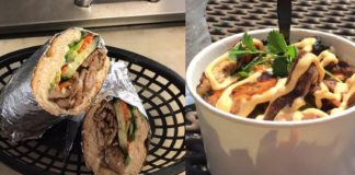 Banh Mi Time - banh mi and rice bowl. Credit Banh Mi Time