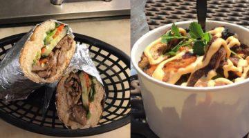 Banh Mi Time food truck menu