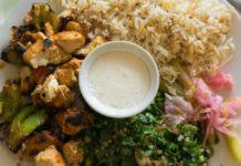 Laziz Kitchen - shish tawook