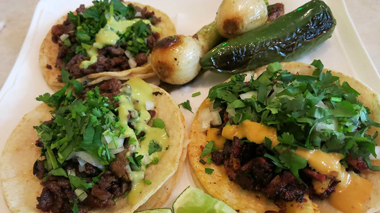 Mi Ranchito Grill - tacos, credit Mi Ranchito
