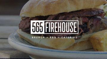 565 Firehouse menu