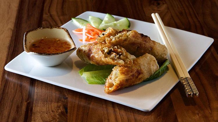 SOMI Vietnamese Bistro menu - SLC menu