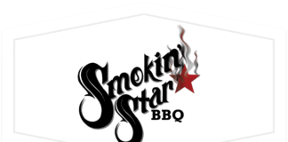Smokin Star BBQ logo