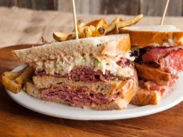 Feldman's Deli - loaded sandwiches