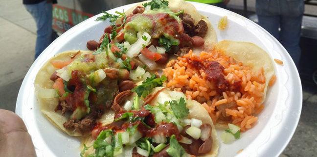 Tacos Don Rafa - tacos