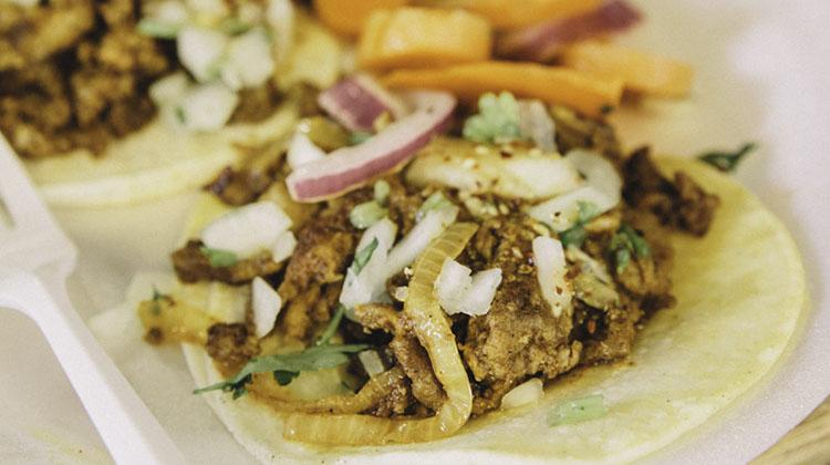 Taqueria El Rey de Oros - tacos. Credit SLC Foodie