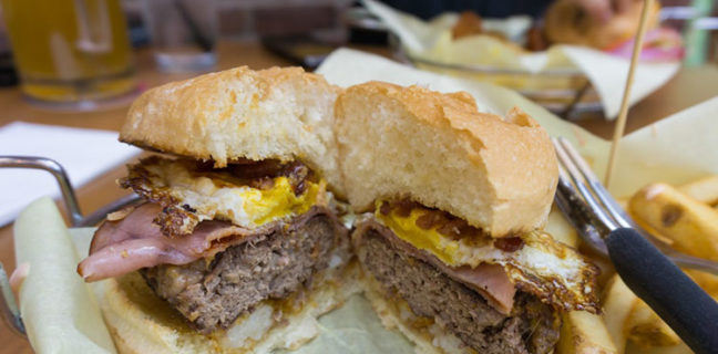 Warrens Craft Burger - BAD burger