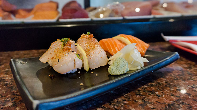 Best sushi in Salt Lake City