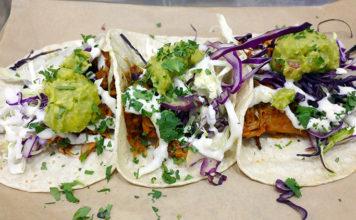 Boltcutter - BBQ tacos. Credit, Purefood