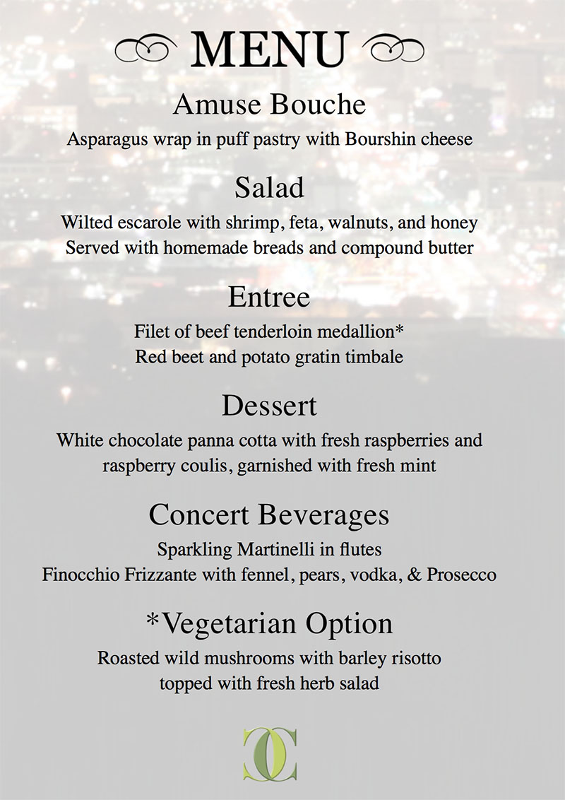 Valentines Day Menus In Utah 2018 Slc Menu