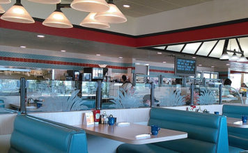 Dee's Family restaurant interior. Credit, Ben Wr Google