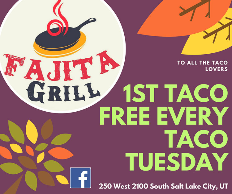 Fajita Grill - taco Tuesday