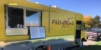 Fatty Tuna food truck. Credit Fatty Tuna