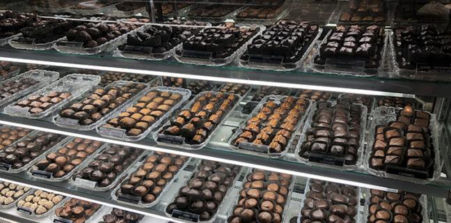 Hatch Family Chocolates - chocolates