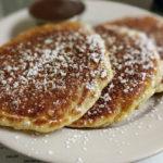 Lazy Day Cafe - lemon pancakes. Credit, Nicole Stephenson