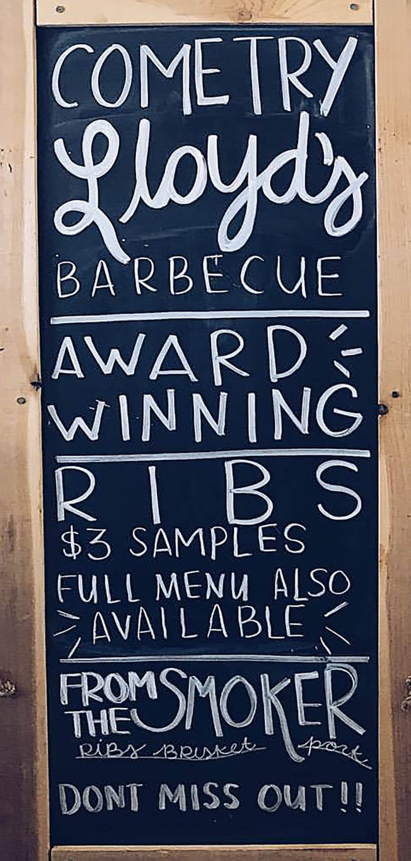 Lloyd's barbeque coupons 2018