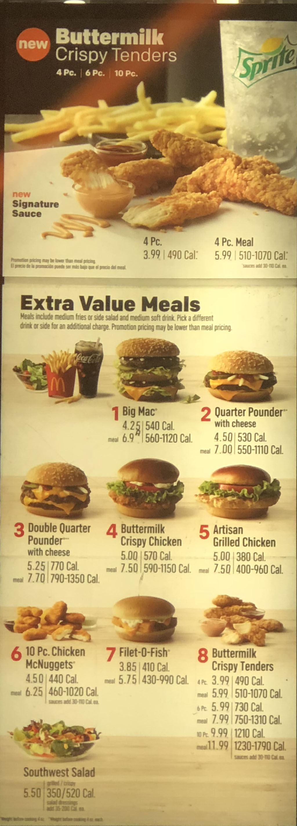 Mcdonalds menu with prices slc menu mcdonalds menu with prices altavistaventures Gallery