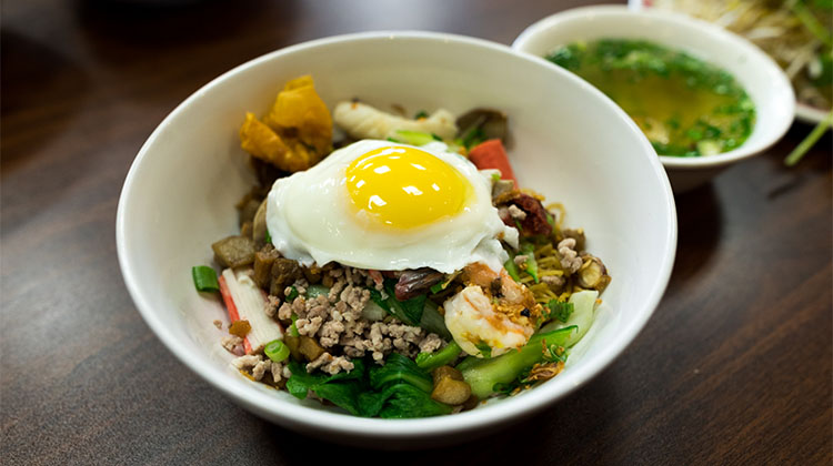 Pho Hue Ky menu - SLC menu