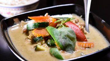 Siam Noodle Bar menu
