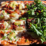 Umani food truck - hawaii and palermo pizza. Credit Umani