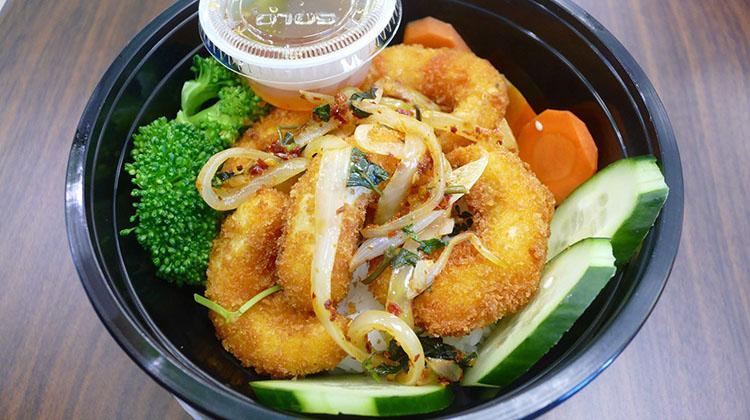 Vegan Chinese Food Slc