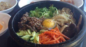 Korea House Restaurant menu